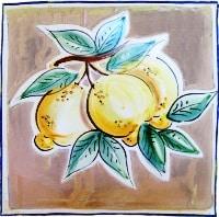 Camera in agriturismo limone