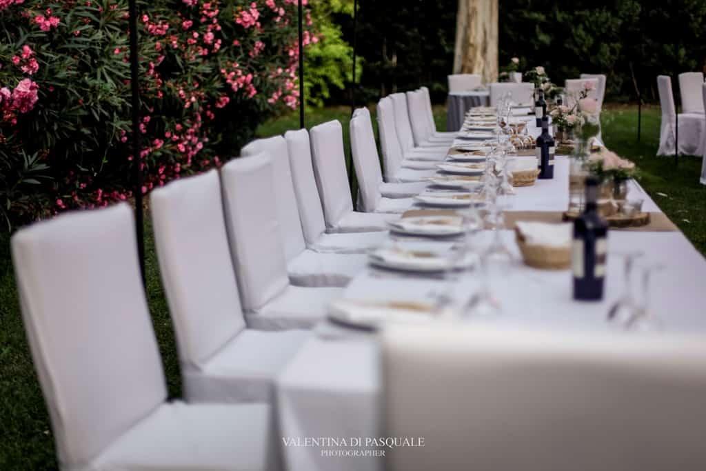 Tavoli Matrimonio Natalizio : Agriturismo masseria la morella matrimonio all aperto a
