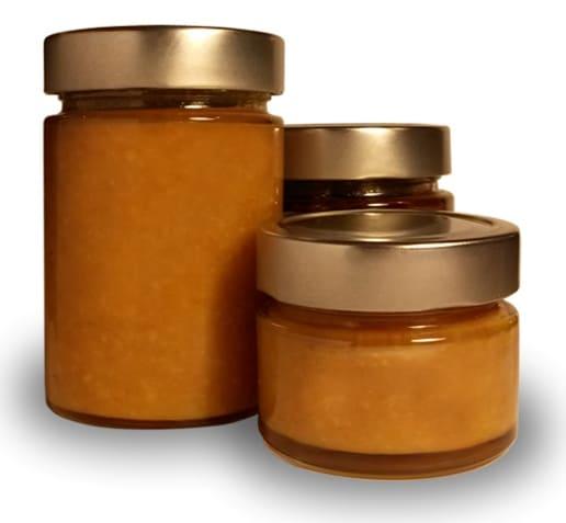 Marmellate di arance e limoni prodotte presso l'agriturismo La Morella