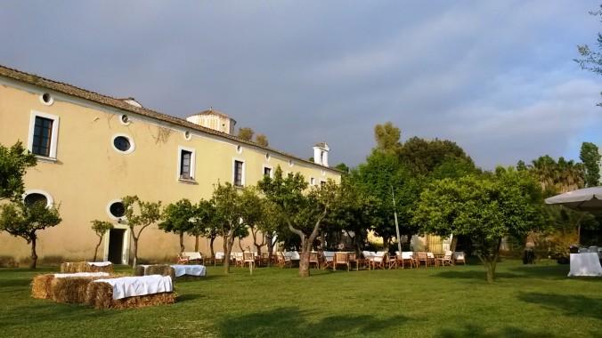 Matrimonio presso la Masseria Morella Agriturismo