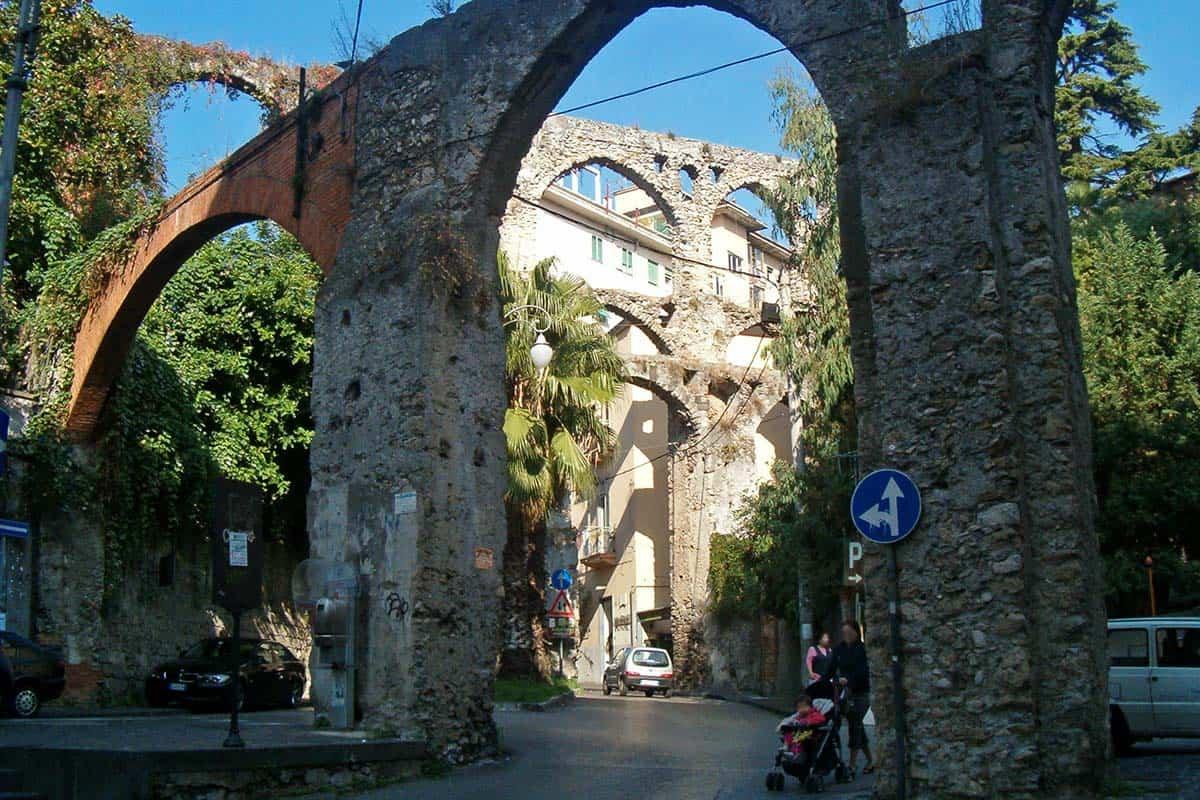 Acquedotto medievale di Salerno