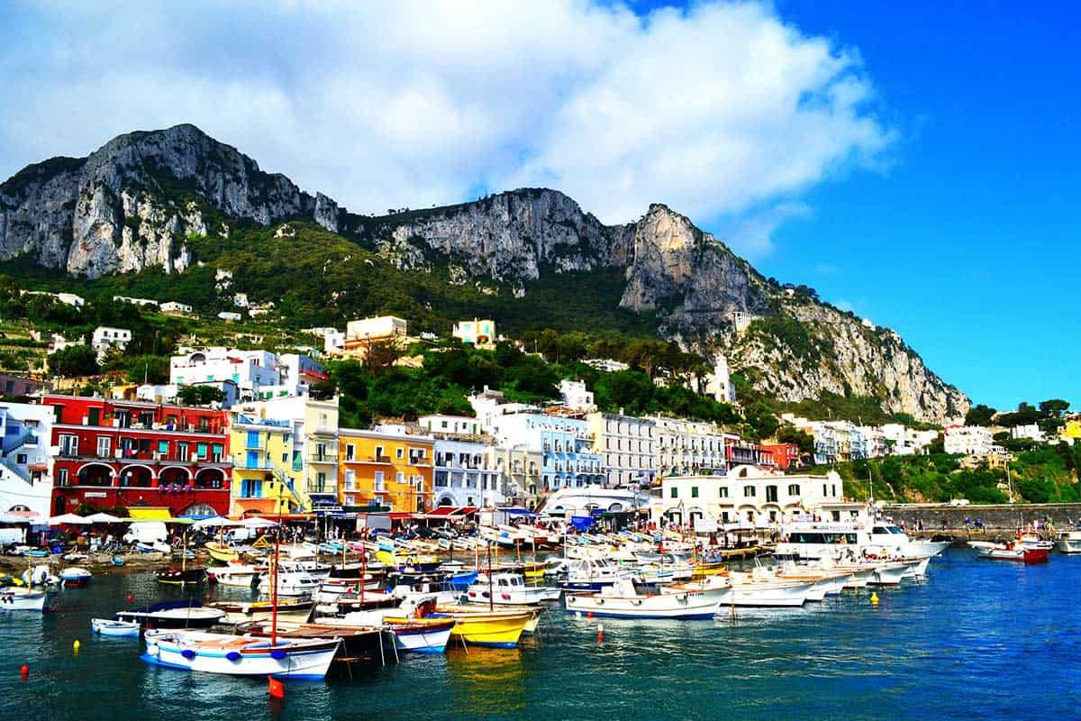 Agriturismo Campania Capri
