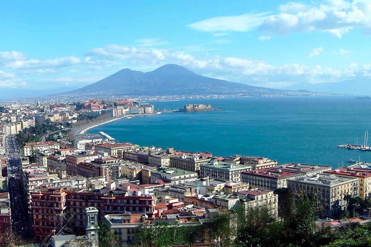 Agriturismo vicino a Napoli