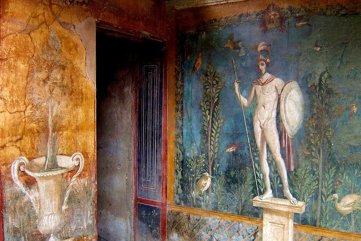 Agriturismo vicino a Vesuvio e Pompei