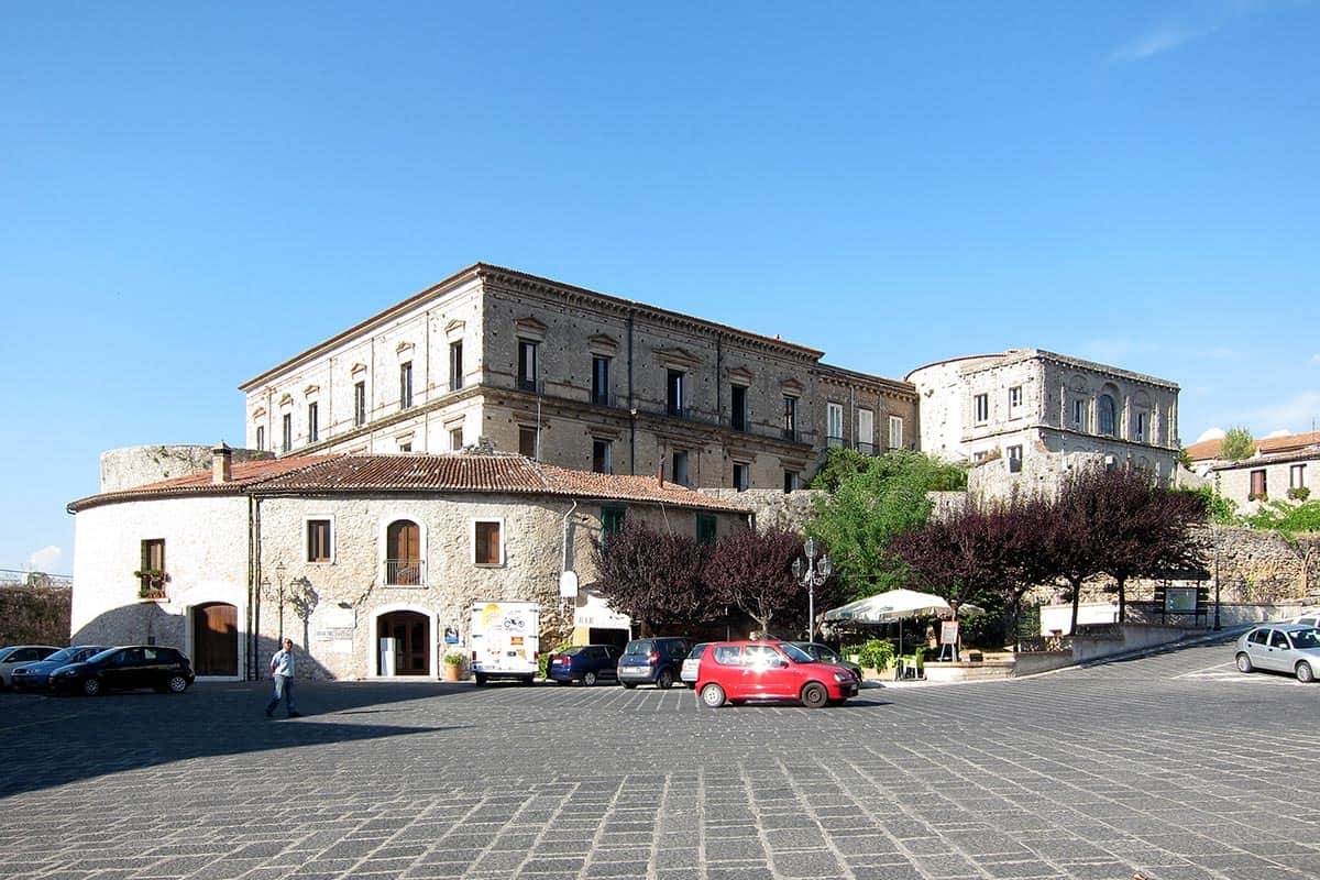 Castello di Teggiano