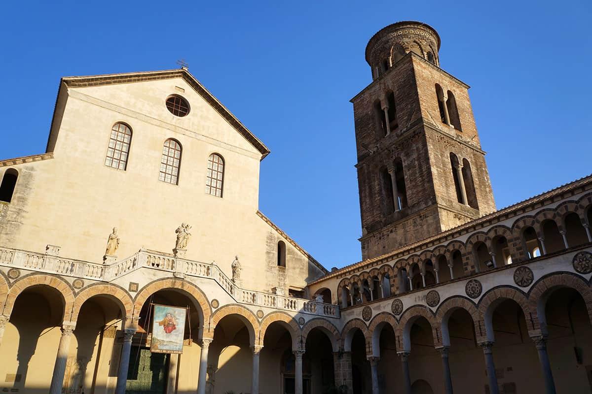 La Cattedrale di Salerno