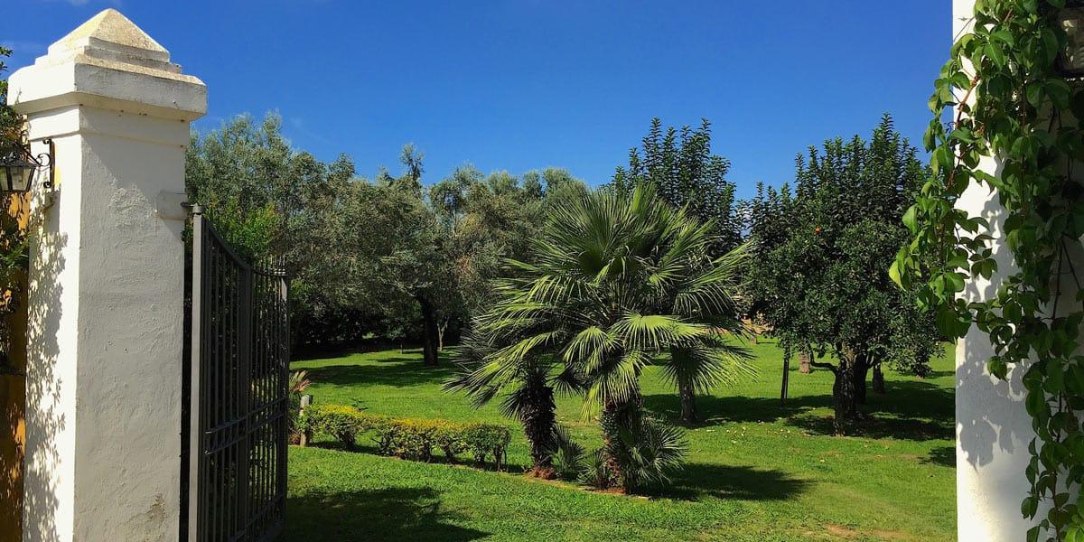 La Morella agriturismo in Campania