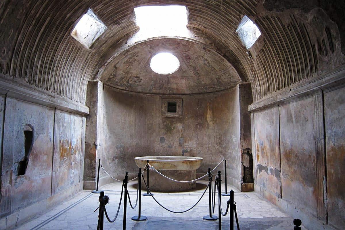 Terme del Foro a Pompei