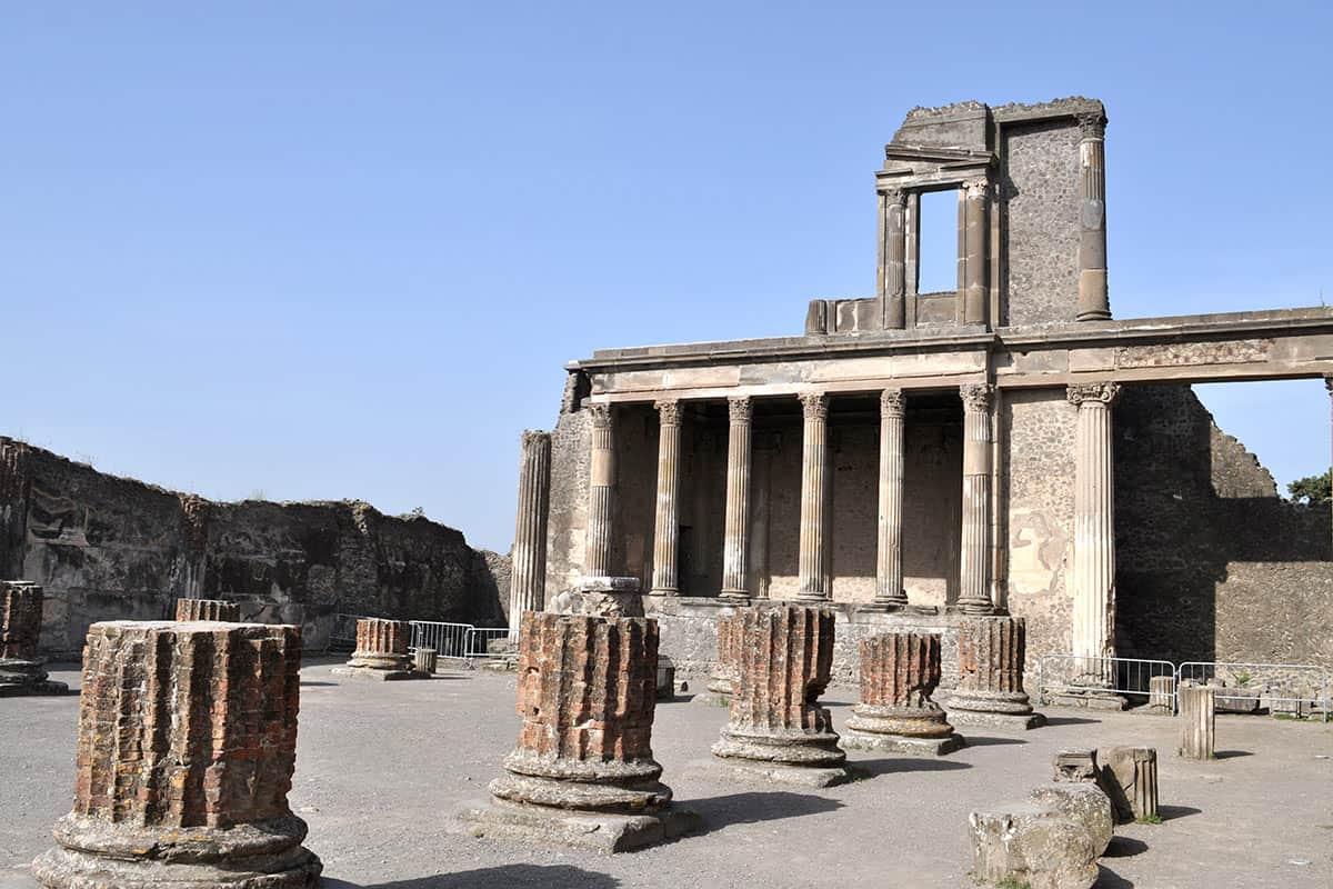 Scavi archeologici Pompei