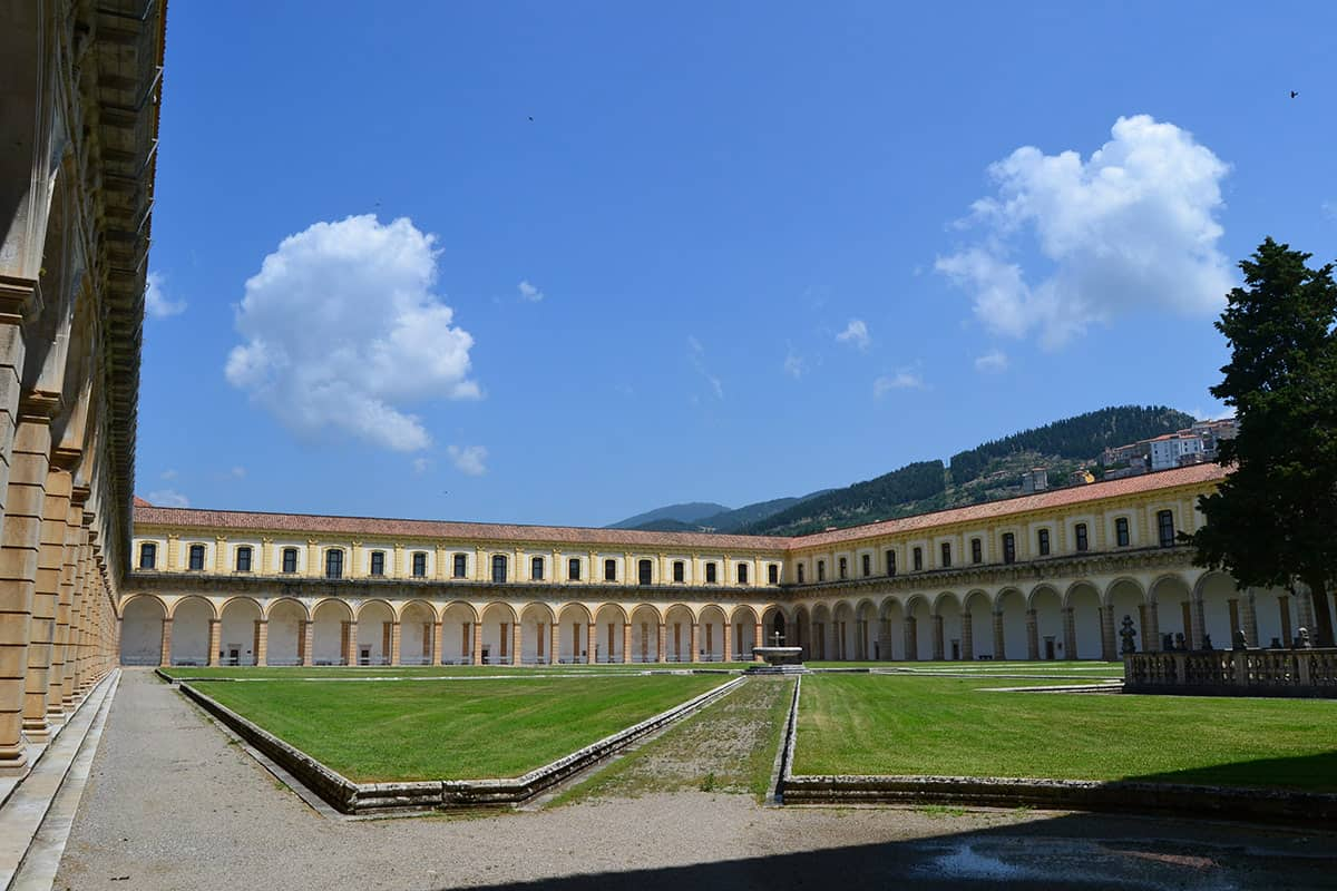 Agriturismo in Cilento per visitare la Certosa di Padula