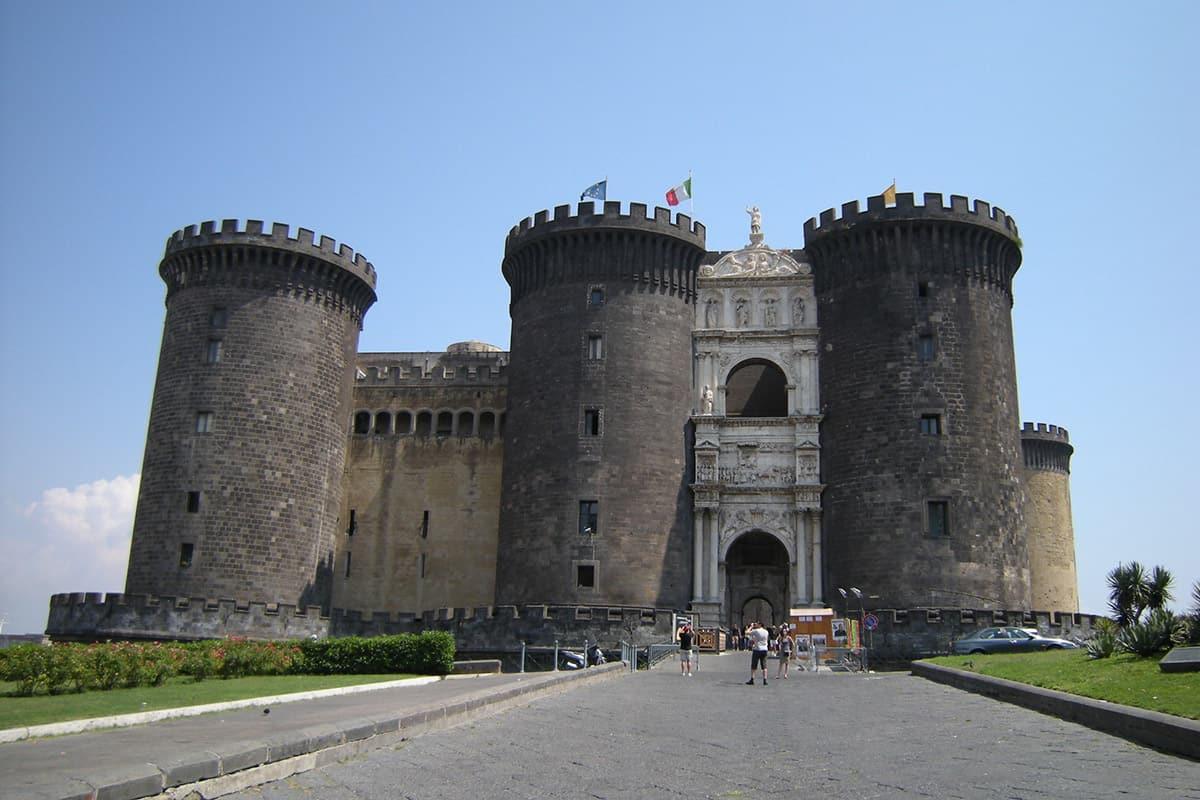 Agriturismo Napoli Maschio Angioino
