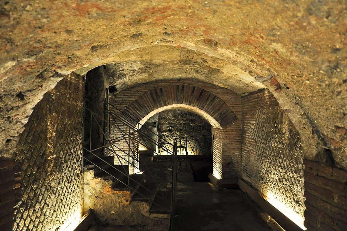 Agriturismo Napoli sotterranea