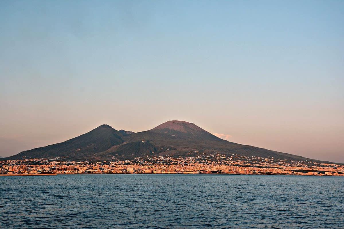 Agriturismo vicino Vesuvio a Napoli