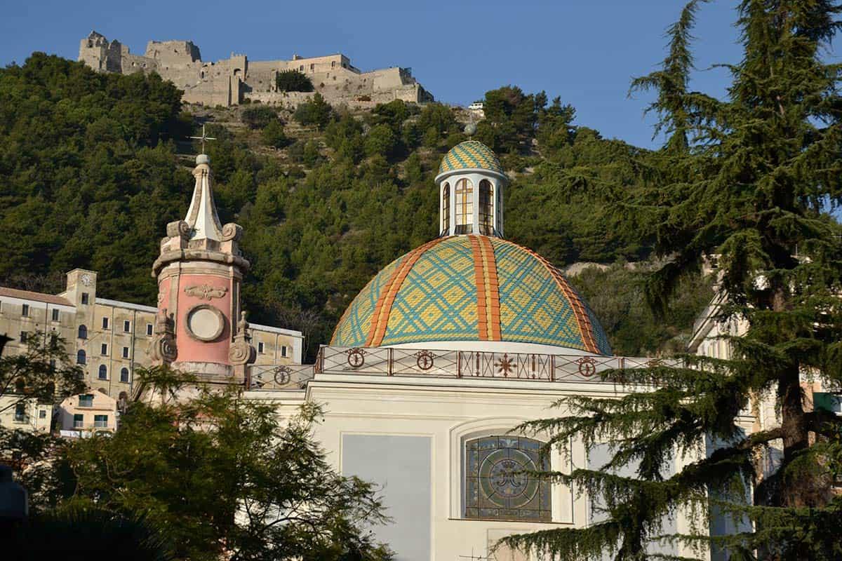 Chiesa dell'Annunziata a Salerno